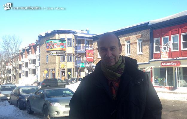 Jean Pierre Bedard directeur de la SDC Montcalm