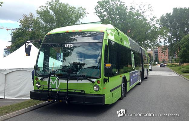 Metrobus hybride du RTC