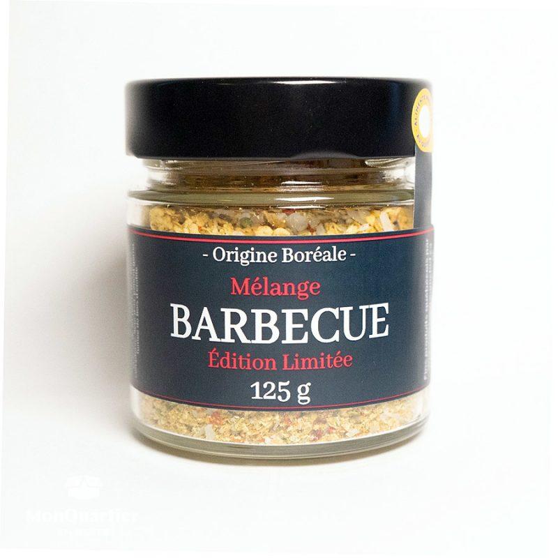 Mélange d'épices à Barbecue