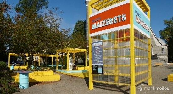 Place Maizerets