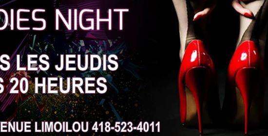Les Jeudis Ladies Night