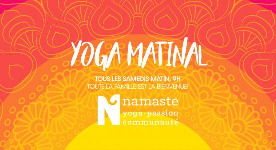 Yoga Familial Matinal