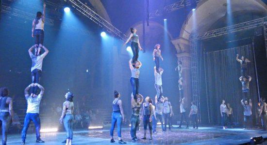 Inscriptions : Auditions formation supérieure de l'École de cirque de Québec
