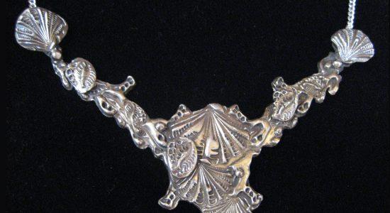 Cours de fabrication de bijoux en pâte d'argent 1 et 2