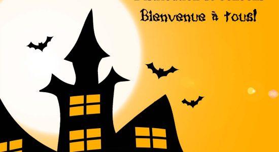 L'Halloween au CMM