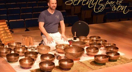 COMPLET – Atelier : Concert-méditatif au son des bols tibétains et yin yoga