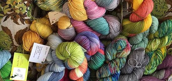 L'art du tricot chez Coeur de mailles: sessions en juin