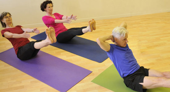 M Yoga de Québec, classe d'essai gratuite