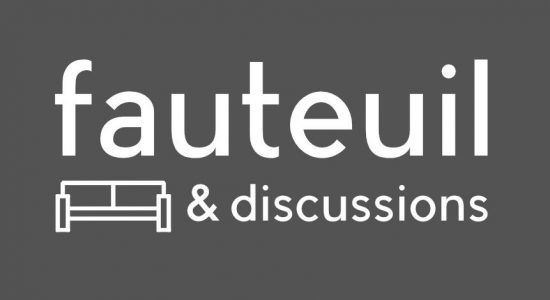 Fauteuil & discussions