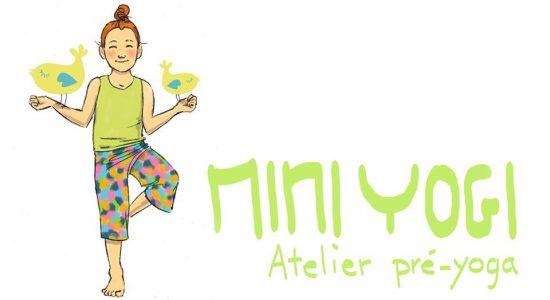 Atelier de pré-yoga Mini-yogi