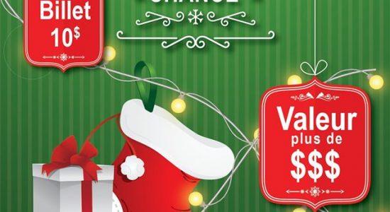 Le bas de Noël est de retour | Patro Laval