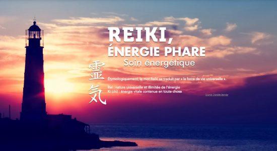 Soins énergétiques Reiki