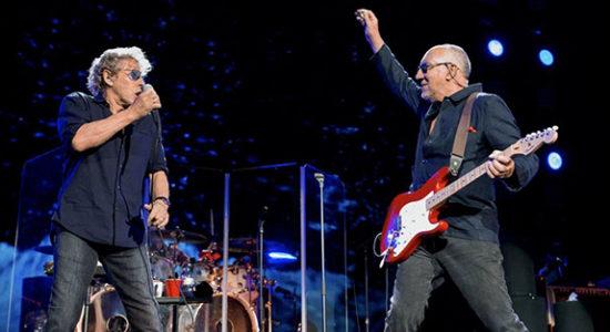 The Who en exclusivité canadienne au FEQ - Céline Fabriès
