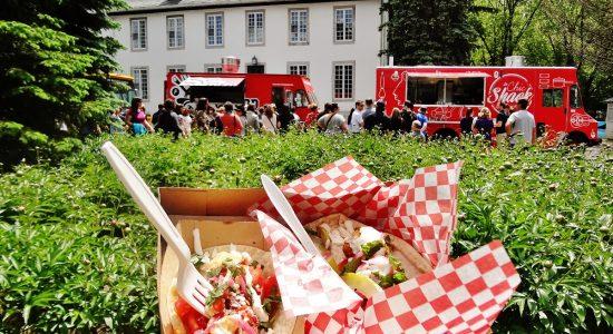 La cuisine de rue pas la bienvenue au parc Jean-Paul L'Allier - Céline Fabriès
