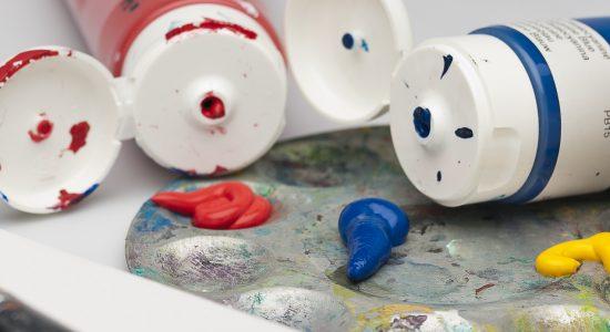 Série de cours d'arts plastiques pour enfants