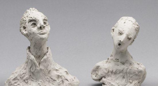 Sculpture de buste