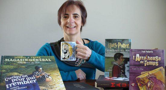 Une pause lecture et café bientôt dans Saint-Sacrement - Céline Fabriès