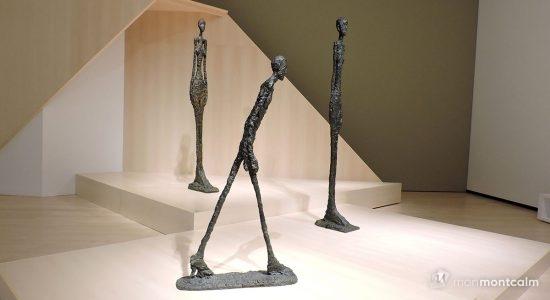 Alberto Giacometti – Une exposition hors du commun - Céline Fabriès
