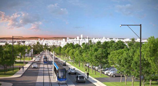 Des sacrifices obligatoires pour le passage du tramway - Céline Fabriès