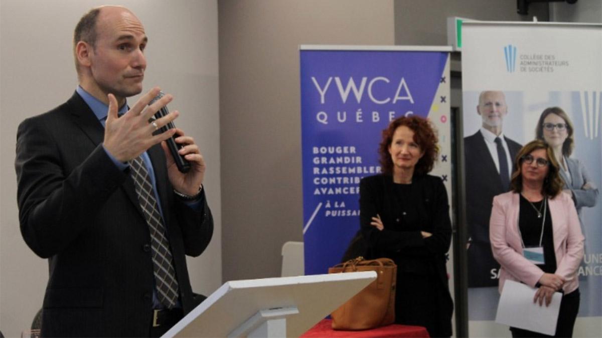Le gouvernement canadien octroie une subvention de 400 000 $ à la YWCA | 14 mars 2018 | Article par Céline Fabriès