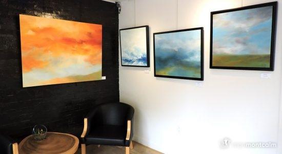 Le ciel, « une oeuvre d'art » - Céline Fabriès