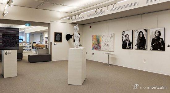 Des finissants exposent leurs oeuvres au Cégep Garneau - Céline Fabriès