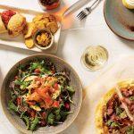 Nouveau menu estival | Piazzetta Cartier (La)