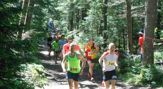 Entraînement du Samedi Trail