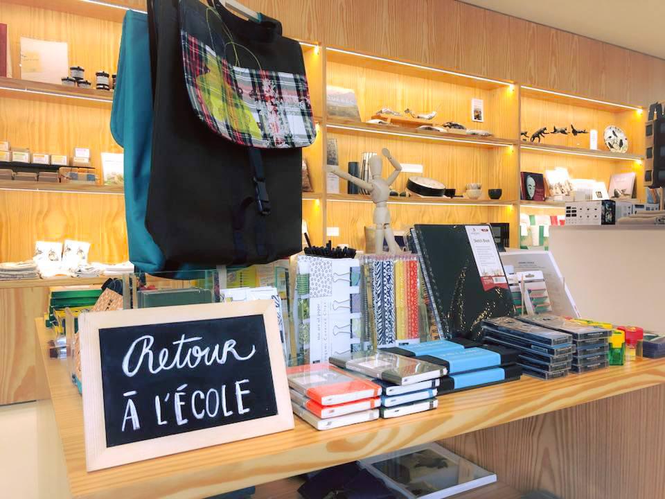 Rentrée scolaire à la librairie-boutique | Musée national des beaux-arts du Québec