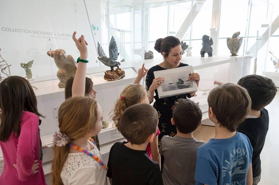 Programmes scolaires 2018-2019 | Musée national des beaux-arts du Québec