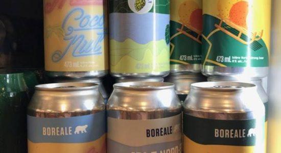 Nouvelles bières Boréale | IGA Deschênes