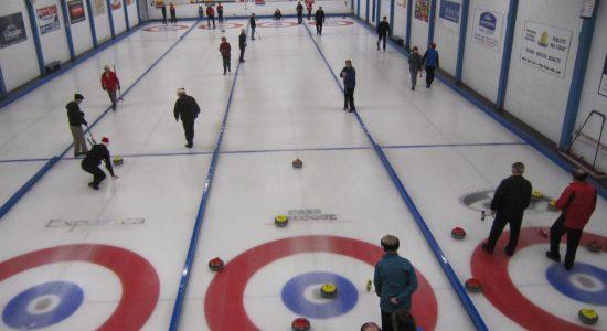 Le Club de curling Jacques-Cartier accueillera des athlètes des Jeux du Québec - Véronique Demers