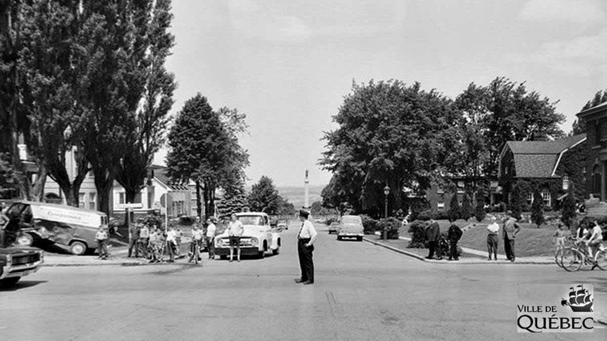 Montcalm dans les années 1960 : avenue des Braves | 10 novembre 2018 | Article par Jean Cazes