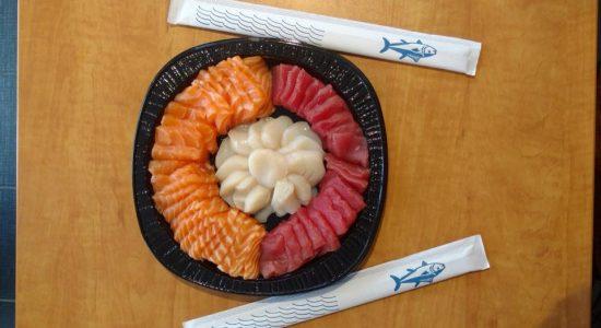 Plateaux de sashimi ou d'huîtres sur commande | Poissonnerie Poisson d'Or