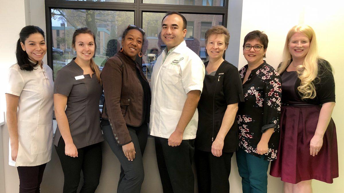 Le Centre Dentaire de la Cité Verte donne au suivant pour ses 5 ans | 6 novembre 2018 | Article par Baptiste Piguet