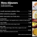 Nouveauté : Menus déjeuners - Marjane | Boucherie - Épicerie - Traiteur
