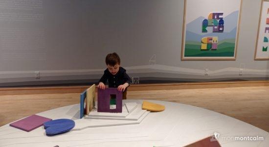 <em>Murmures</em> : la création architecturale à la portée des enfants - Baptiste Piguet