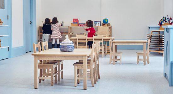 Garderie maintenant ouverte | Villa Montessori