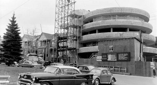 Montcalm dans les années 1960 : l'audace de la caisse populaire Notre-Dame-du-Chemin - Jean Cazes