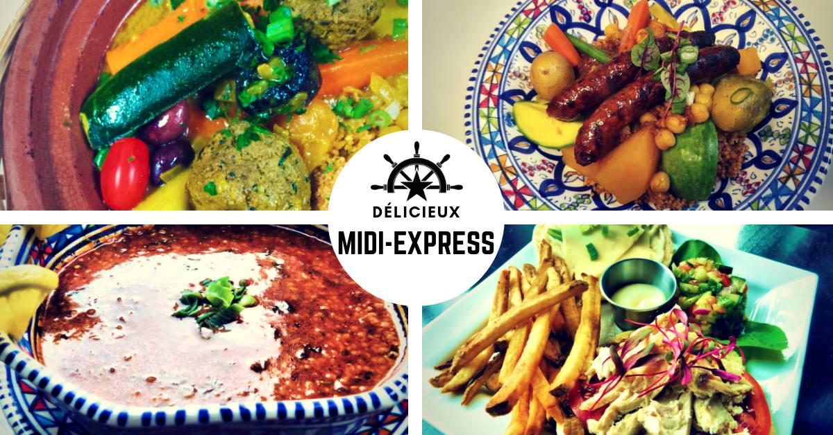 Délicieux Midi-Express (Du mardi au vendredi) | Bistro de la Goulette