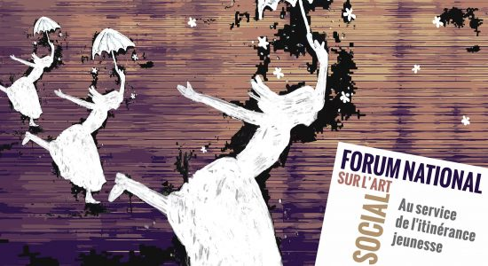 Forum national sur l'art social – Au service de l'itinérance jeu