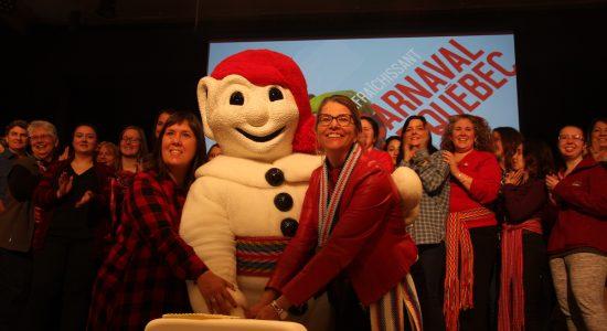 Une 30e année de collaboration entre Mérici et le Carnaval de Québec - Véronique Demers