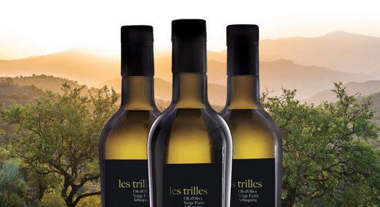 Achat de bouteilles d'huile d'olive «Les Trilles» | Fondation Mérici Collégial Privé | Mérici collégial privé