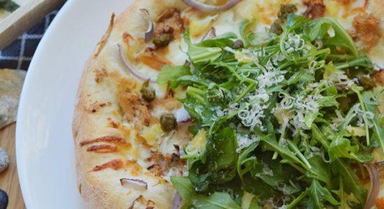 Pizza du mois de mai : La Crabe et Crème | Milano Pizzeria