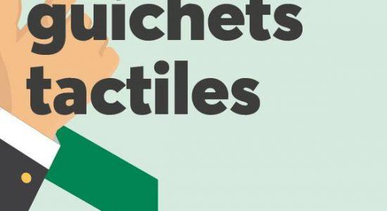 Nouveaux guichets tactiles | Desjardins – Caisse du Plateau Montcalm