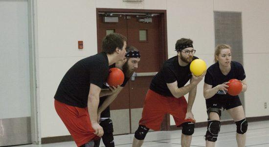 Ligue de dodgeball – Session printemps