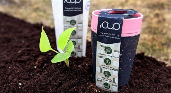Les tasses réutilisables rCUP chez Becoffee | BeCoffee