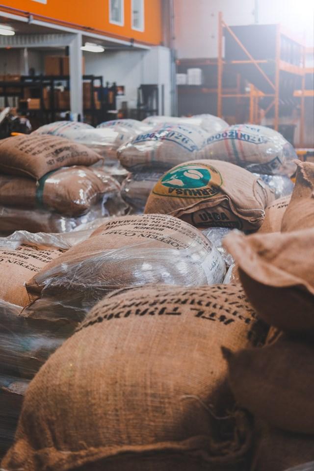 Commandez votre café directement de notre usine de torréfaction | Café Castelo Maison de torréfaction