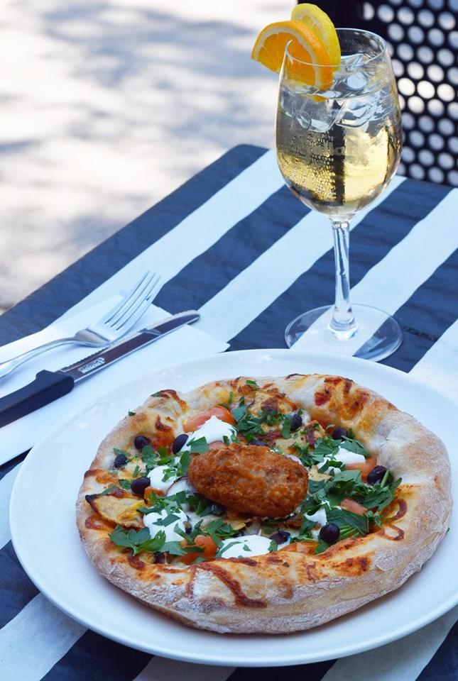 Pizza du mois de juillet : La Gros Nachos | Milano Pizzeria