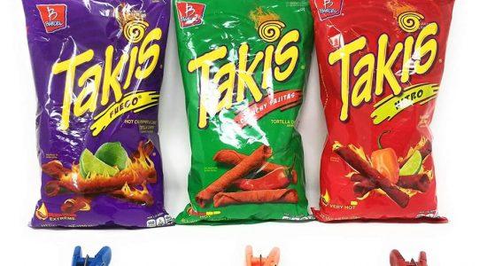 Croustilles Takis disponibles | Provisions Inc.